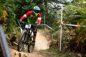 Photo of James WEEKS at Caersws