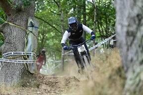 Photo of Kieran CALVER at Caersws