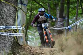 Photo of Luke BLAKE at Caersws