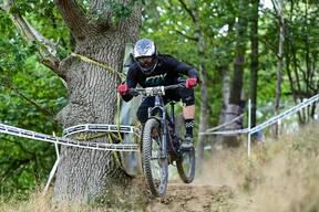 Photo of Elliot DOWNES at Caersws