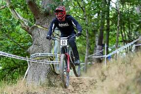 Photo of Sam WATERS at Caersws
