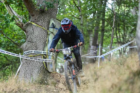 Photo of Iestyn ROWLANDS at Caersws