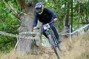 Photo of Adam SLADE at Caersws