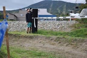Photo of Dan HOPMANS at Sugarloaf, ME