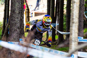 Photo of Wyn MASTERS at Snowshoe, WV