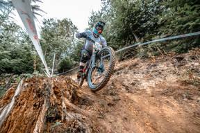 Photo of Rider 704 at Caersws