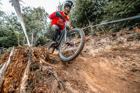 Photo of Zach RENDALL TODD at Caersws