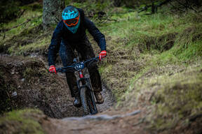 Photo of Andrew DODDS at Innerleithen