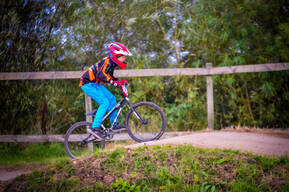 Photo of an untagged rider at Mid Lancs BMX