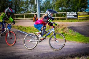 Photo of Maisie, Sophie at Mid Lancs BMX