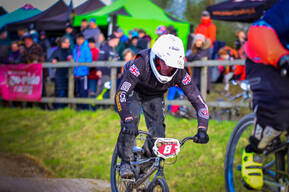 Photo of Brent FEATHERSTONE at Mid Lancs BMX