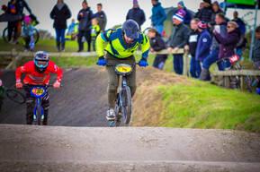 Photo of Daine Raymond, rider 218 at Mid Lancs BMX
