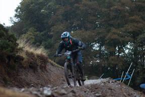 Photo of Craig OWEN at Innerleithen