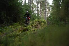 Photo of Fraser AMUNDRUD at Scolty Hill