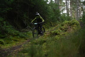 Photo of Euan MURPHY at Scolty Hill