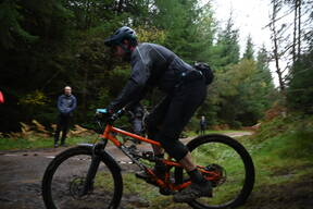 Photo of Fraser DRYSDALE at Scolty Hill