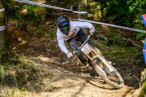 Photo of Dom PLATT at Antur Stiniog