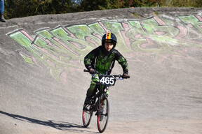 Photo of Nikolas DIXON at Andover BMX