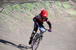 Photo of Iris HAJDA at Andover BMX