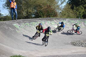 Photo of Beau, Ollie, Ella, Finlay at Andover BMX