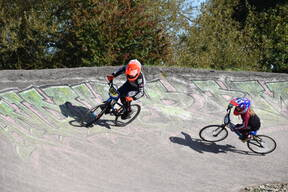 Photo of Poppy, Ronnie at Andover BMX