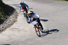 Photo of Scarlett YOUNG at Andover BMX