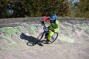 Photo of Aaron MERCER at Andover BMX