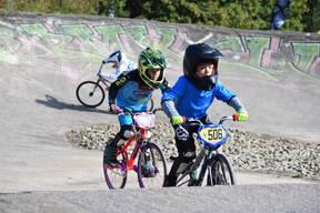 Photo of Ella, Ollie at Andover BMX