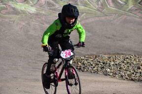 Photo of Isabella KING at Andover BMX