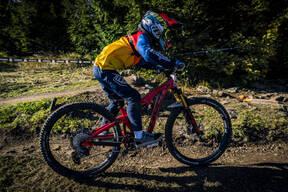 Photo of Ben KÜNZEL at Bikepark Oberhof