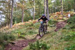 Photo of Neil PRITCHETT at Scolty Hill