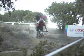 Photo of Rider Peter Stetina at Monterey