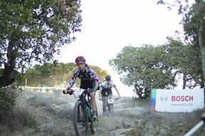 Photo of Rider Lisa Cordova at Monterey