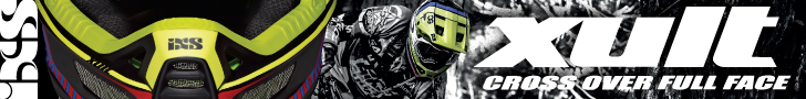 iXS xult cross-over full face helmet